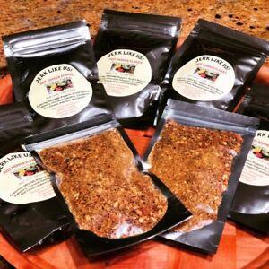 Carolina Reaper, Ghost, Scotch Bonnet, Habanero Peppers Organic Flakes VERY HOT!