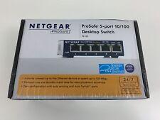 NETGEAR ProSafe (FS105) 5-Ports External Switch