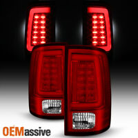 NEW TAIL LIGHT ASSEMBLY BLACK FITS 2013-17 RAM PICKUP 1500 REAR RIGHT CH2801202