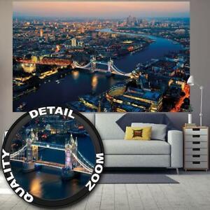 Fototapete Tower Bridge London Tapete Wandtapete Wanddeko Wandbild XXL 210x140cm