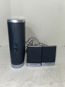 Harman Kardon HP 5187-2106 Subwoofer and Satellite Speakers Computer