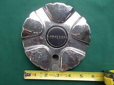 Limited Wheels Chrome Center Cap Part # A535
