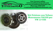 Kit Frizione+Volano Monomassa VW Bora - Golf IV 1.9 TDI VALEO 835010