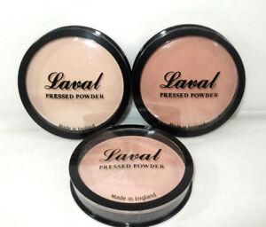 LAVAL PRESSED POWDER Creme powder compact choose a shade