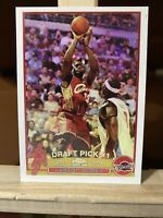 2003/04 Topps Chrome LeBron James Refractor Brand New Rookie Card REPRINT