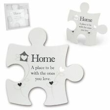 Home A Place To Be With Ones You Love Jigsaw Wall Art