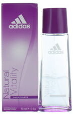 Natural Vitality by Adidas for Women EDT Perfume Spray 1.7 oz Shopworn NEW