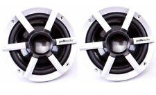 "Pair Polk Audio MM6501DRIWH 6.5"" Car Audio Ultra Marine Boat Drivers Speakers"
