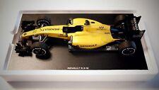 Miniature neuve Spark Renault F1 RS16 1/18 éme sous emballage scellé
