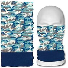 foulard multifonction Hiver écharpe tube polaire ARMY CAMOUFLAGE H