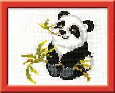 RIOLIS HB061 Panda Kit ricamo punto croce facile