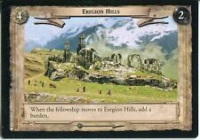 Lord Of The Rings CCG Card RotEL 3.U116 Eregion Hills