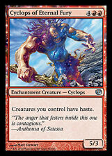 MTG 2x CYCLOPS OF ETERNAL FURY - CICLOPE DELLA FURIA ETERNA - JOU - MAGIC