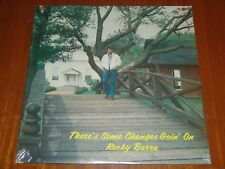 ROCKY BARRA (STRICTLY ELVIS) - THERE'S SOME CHANGES GOIN' ON - ULTRA RARE SEALED