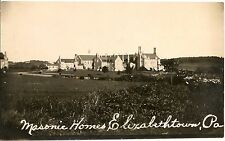 View of Masonic Homes at Elizabethtown Pa Rp Postcard