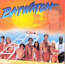 Baywatch Soundtrack CD New Sealed tv show david hasselhoff beach boys