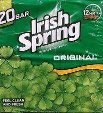 Irish Spring - Original Bar Soap - Case of 20 3.75oz Bars