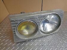 1982 MERCEDES 300 D TURBO DIESEL LEFT DRIVER SIDE HEADLIGHT LAMP ASSY L 300D 82