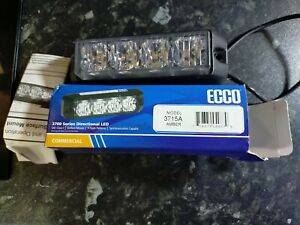 ECCO 3700 Series Directional LED Model 3715A Amber