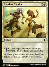 Tandem Tactics foil   nm/m   Battle for Zendikar   Magic mtg