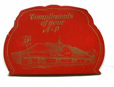 Vintage Needle Case Giveaway A&P GROCERY STORE A & P Food Stores