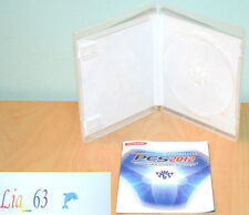 Custodia e Manuale PES 2012 per PS3 PlayStation 3