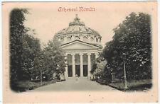 Concert Hall Romanian Athenaeum, Bucarest, Romania, 1900s