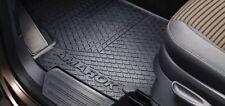Genuine Volkswagen Amarok Rubber Floor Mats Set Front 2H206150282V