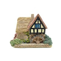 Lilliput Lane - Waterside Mill - Boxed With Deeds