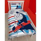 Thomas & Friends 'AVVENTURA' copripiumino per letto singolo set di 2 in 1 NUOVO