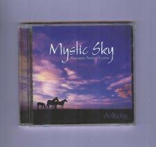 MYSTIC SKY, NEW-IN-WRAP CD, SOLITUDES SERIES, RELAXING NATIVE FLUTES - FREE SHIP