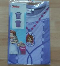 """DISNEY JUNIOR """"SOFIA THE FIRST """" SHORT SLEEVED T-SHIRT.BRAND NEW SEALED..AGE 2-3"""