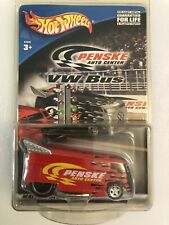 VW DRAG BUS Red Hot Wheels Penske Auto Center Liberty Promotions #54946