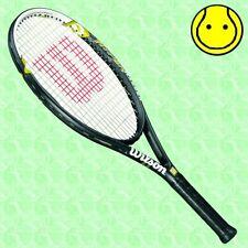 New Wilson Hammer 5.3 Oversize Tennis Racquet - Strung - 4-3/8 Grip
