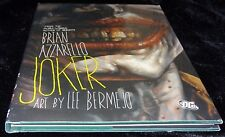 Brian Azzarello Joker DC Comics 2008 Brand New Plastic Wrapped Sealed Hardcover