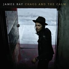 James Bay - Chaos And The Calm [New & Sealed] Digipack CD
