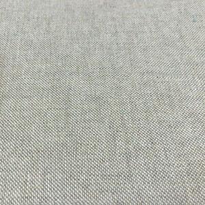 Oatmeal Plain Linen Cotton Fabric | Double Width 280cm |Upholstery Curtain