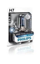 Bombilla Philips BlueVision Moto H7 Luz Xenon Blue Vision Lampara Faro 4000K