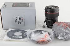 Canon TS-E 24 mm 1:3,5 L II, Tilt Shift, MwSt. ausw.