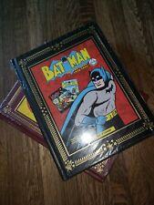 Easton Press SUPERHEROES: THE WAR YEARS 2 vols  Batman, Wonder Woman