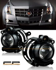 2008-2013 Cadillac CTS Replacement Projector Fog Light Housing Assembly Pair L+R