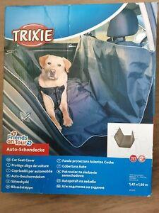 Trixie Hunde  Auto-Schondecke NEU