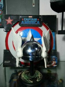 Museum Replicas Marvel Classic Thor Helmet Life Size Limited Edition Prop