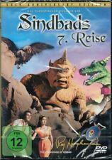 DVD SINDBADS 7. REISE (50th Anniversary Edition) # Ray Harryhausen KULT! ++NEU