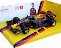 RB13 F1 RED BULL MAX VERSTAPPEN #33 2017 1:43 Model Toy Racing Miniature Car