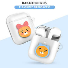 Genuine Kakao Friends AirPods Clean Hard Case 1st/2nd Generation made in Korea