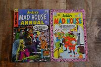 Archie's Mad House Annual #4 Madhouse #38 Archie Comics VG+