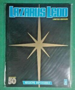R@RISSIMO LAZARUS LEDD  LIMITED EDITION - N.50-NEW-EDICOLA -RIF.3654