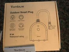 Outdoor Smart Wifi Plug Outlet,Tonbux Wireless (1 In 3 Out) Individual.