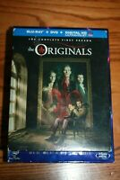 THE ORIGINALS-COMPLETE FIRST SEASON-BLU-RAY & DVD 4 DISC SETS! NEVER WATCHED!